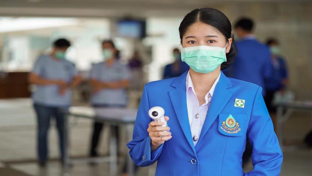 มรภ.ชัยภูมิ เข้มมาตรการป้องกันการแพร่เชื้อไวรัส COVID-19